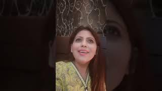 DR FIZA AKBAR KHAN FEMALE NEWSCATER ABOUT PTI GOVERNMENT TV TALK SHOW