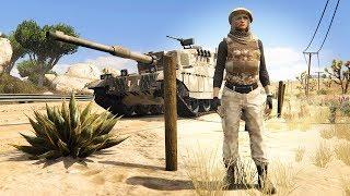 Desert Camouflage | Best Female Outfits in GTA ONLINE (Fashion Series #13)