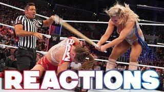 WWE Survivor Series 2018 Reactions