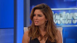 Maria Menounos Opens up about Brain Tumor Surgery; Woman Catfishes Herself?; Don't Put That down …