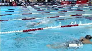Women's 200m Breast A Final | 2019 TYR Pro Swim Series - Richmond