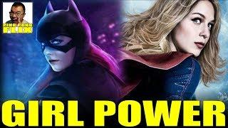GIRL POWER – Supergirl & Batgirl Female Directors, Flash, and Jay Oliva Defends Snyder Cut!