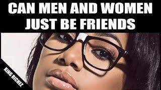 Can Men and Women Just Be Friends
