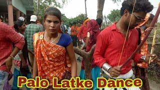 ARJUN R MEDA //PALO◆LATKE◆FEMALE◆DANCE // ADIVASI SONGS // ADIVASI DANCE VIDEO // TIMLI SONGS