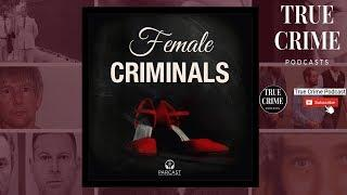 "Female Criminals  14 - ""Martha Stewart"" - Vanessa's new podcast, Great Women of Business!"