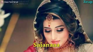 Tere Layi | Female Version | New Song | Whatsapp Status Video For Girls | Sad Song | Desi Terminal