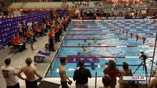 Women's 200m Breast D Final | 2018 TYR Pro Swim Series - Columbus