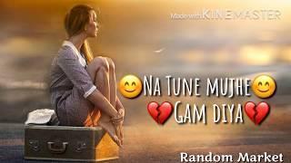Pehle kabhi || ???? Female version || Sad Love ???? song || Whatsapp status video