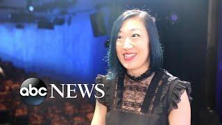 Asian-American female playwright makes history with play on Broadway