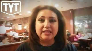Republican Candidate Harasses Trans Woman In A Denny's Bathroom