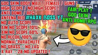 [Fist of Fury GOD SKIN] Clothes Skin Is Back Male / Female / Guns and more Skin ???? Ros New Assets