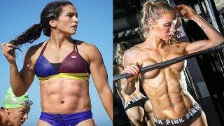 CROSSFIT FEMALE MOTIVATION - POWER EXCEED