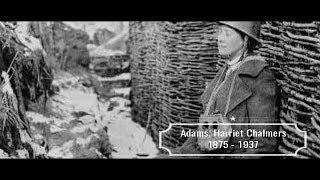 Inspiring Female explorers Series - Adam's, Harriet Chalmers