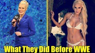 10 Current Female WWE Wrestlers: Where Were They Before Wrestling? - Lana,  Mandy Rose & More!