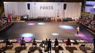 DANCE POWER 2018 - MAJSTROVSTVÁ SR DISCO A STREET DANCE SHOW