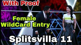 MTV Splitsvilla 11 Female Wildcard Entry (100% Confirmed with Proof) | Sunny Leone Show