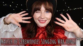 "[ASMR] Singing and Poetry from ""Oh! What A Lovely War"" RP"
