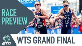 Top Triathletes To Watch At The ITU World Triathlon Series Grand Final