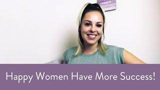 Facebook Live Series - Happy Women Have More Success!