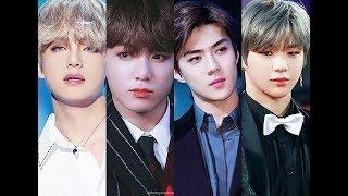 Sehun, Jungkook, V and Kang Daniel were humiliated in a Greek TV program