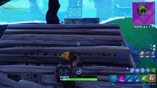 Build battles/Top 10 female player 100+ Wins/playground !!