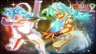 THE MOST BADASS FEMALE SAIYAN!!|Dragon Ball Xenoverse 2|