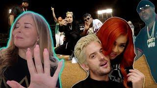 BEST FEMALE RAPPER | Saweetie x London On Da Track - Up Now (ft. G-Eazy & Rich The Kid) | REACTION