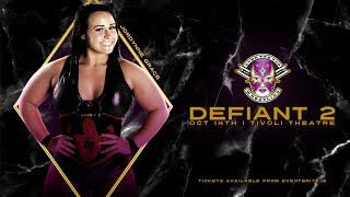 Defiant 2 - October 14th, All Female Event