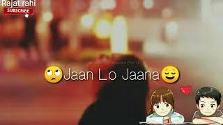 || Female Version Chale Aana  - WhatsApp status Video || Rajat rahi - Creation