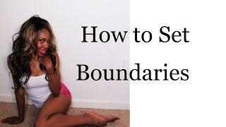 How to Set Boundaries with Femininity & Grace : The Feminine Energy Series
