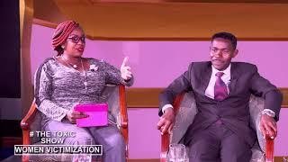 THE TOXIC SHOW - FEMALE VICTIMIZATION PT1 with DR. Joyce W. Charles
