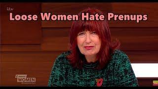 MGTOW Response- The Loose Women Discuss Prenups | Loose Women