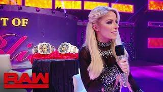 WWE Women's Tag Team Championships revealed: Raw, Jan. 14, 2019