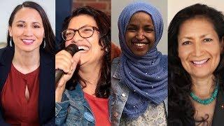 In Rebuke of Trump, Female Democrats Help Seize House & 7 Governorships In Historic Midterm