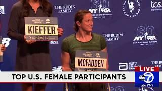TCS NYC Marathon: Featured American female athletes