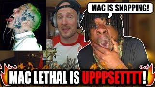 Mac Lethal - Single White Female (REACTION!)