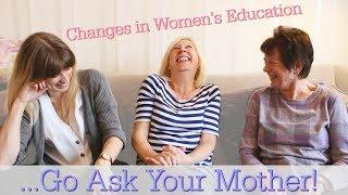 Too cool for Latin! | Women's Education - Go Ask Your Mother S01E01
