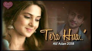 Romantic❤️ status❤️  video ????for WhatsApp ,,????,   Tera Hua,,  ????Atif Aslam???? Female Version