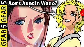 Nico Robin will meet a Female member of D Clan inside Wano's Flower Capital – One Piece 857