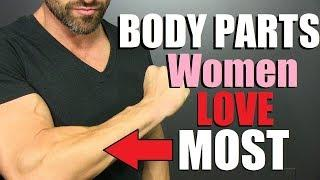 10 HOTTEST Male Body Parts! (*RANKED BY WOMEN*)