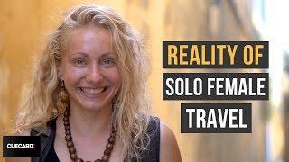 BACKPACKERS | Solo Female Traveller's Tips and Stories | Connect