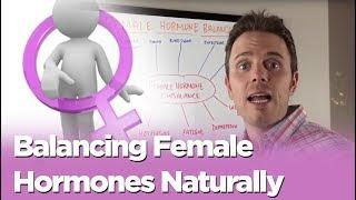 Balancing Female Hormones Naturally Video Series