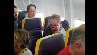 Man goes on racist tirade against elderly black woman on Ryanair flight