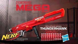 NERF - 'NERF N-Strike Mega AccuStrike Series Thunderhawk' Official Spot