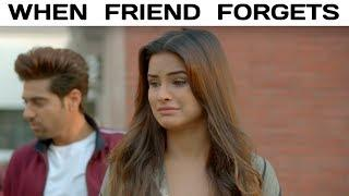 Friendship Story On Bollywood Style - Bollywood Song Vine (Female Version)