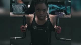Black Female Fitness Motivation- GOING ALL OUT
