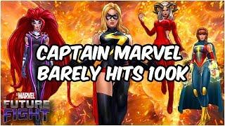 The BEST Universal Female Heroes! Also Top Quality Waifus... - Marvel Future Fight