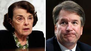 Feinstein can't guarantee Kavanaugh accuser shows, as Ford bristles over role of female attorney