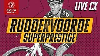 FULL REPLAY Cyclo-cross: Ruddervoorde Telenet Superprestige 2019 Elite Men's & Women's Races