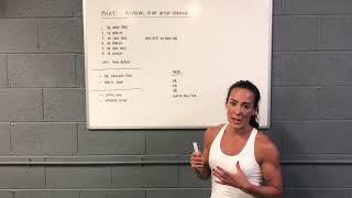 **Team Alpha Female** FREE Workout Series. Workout #2
